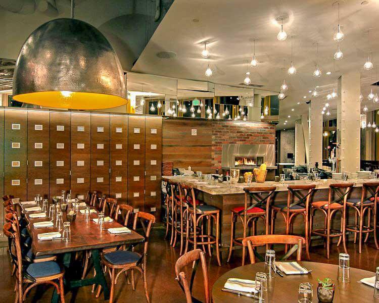 Trade Boston - Restaurant