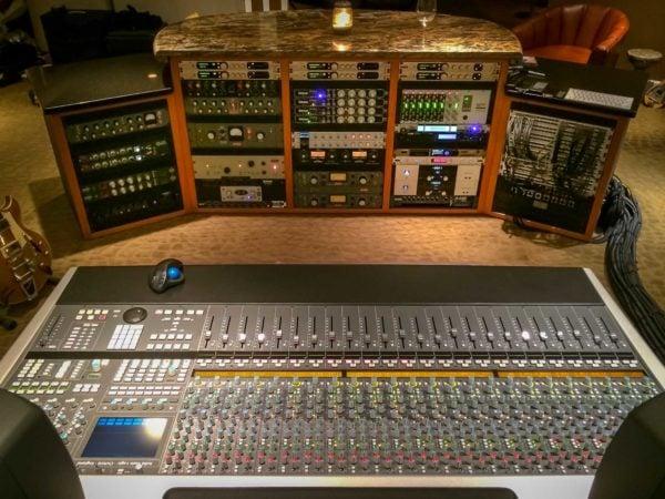 Johnny A's Nirvana Studios