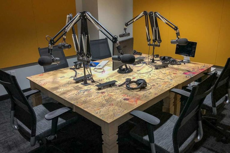 Content + Podcast Studios